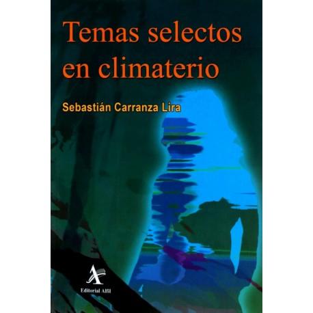 Temas selectos en climaterio - Envío Gratuito