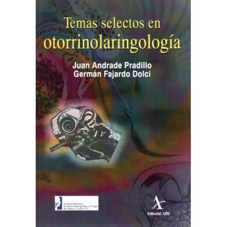 Temas selectos en otorrinolaringología - Envío Gratuito