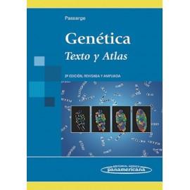 Genética. Texto y Atlas - Envío Gratuito