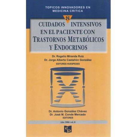 TIMC 8: Cuidados intensivos en el paciente con Trastornos Metabólicos y Endocrinos - Envío Gratuito