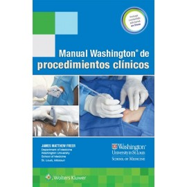 Manual Washington de procedimientos clínicos - Envío Gratuito