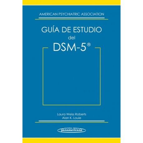 DSM-5. Guías de Estudios - Envío Gratuito