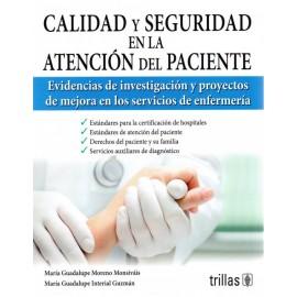 Calidad y seguridad en la atención del paciente