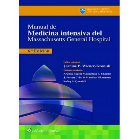 Manual de Medicina Intensiva del Massachusetts General Hospital - Envío Gratuito