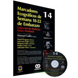 CMFP 14. Marcadores Ecográficos de Semana 18-22 de Embarazo - Envío Gratuito