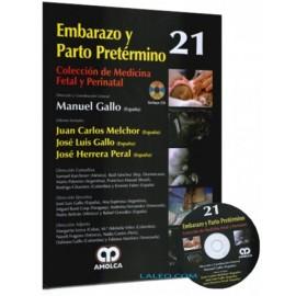 CMFP 21. Embarazo y Parto Pretérmino - Envío Gratuito