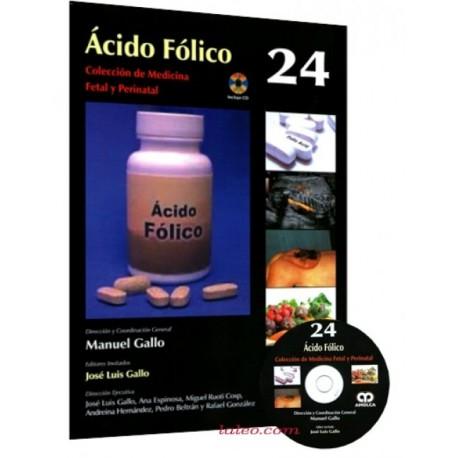 CMFP 24. Ácido Fólico - Envío Gratuito