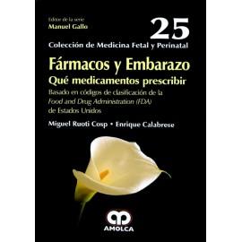 CMFP 25: Fármacos y embarazo