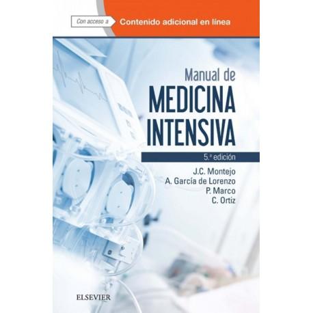 Manual de medicina intensiva - Envío Gratuito