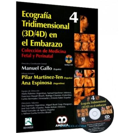 CMFP 4. Ecografía Tridimensional (3D/4D) en el Embarazo - Envío Gratuito