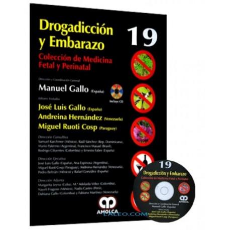 CMFP 19. Drogadicción y Embarazo - Envío Gratuito