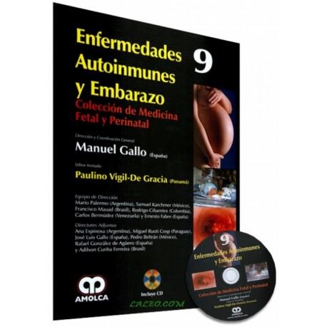 CMFP 9. Enfermedades Autoinmunes y Embarazo - Envío Gratuito
