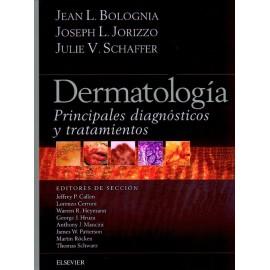Bolognia. Dermatología: Principales diagnósticos y tratamientos - Envío Gratuito