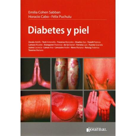 Diabetes y Piel - Envío Gratuito