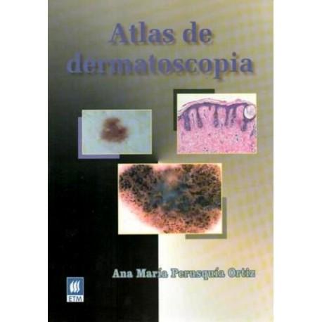 Atlas de dermatoscopia - Envío Gratuito