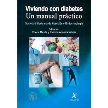 Viviendo con diabetes un manual práctico - Envío Gratuito