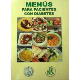 Menús para pacientes con diabetes
