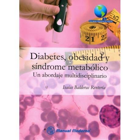 Diabetes, obesidad y síndrome metabólico - Envío Gratuito