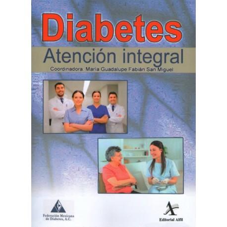 Diabetes. Atención integral - Envío Gratuito