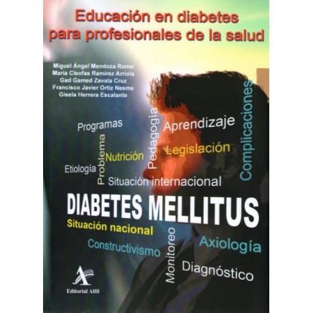 Educación en diabetes para profesionales de la salud - Envío Gratuito